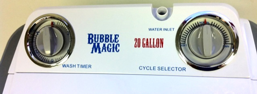 bubble magic extraction machine