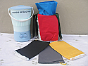 Bubble Extracter 3 bag production complete kit